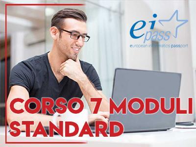 EIPASS 7 MODULI STANDARD